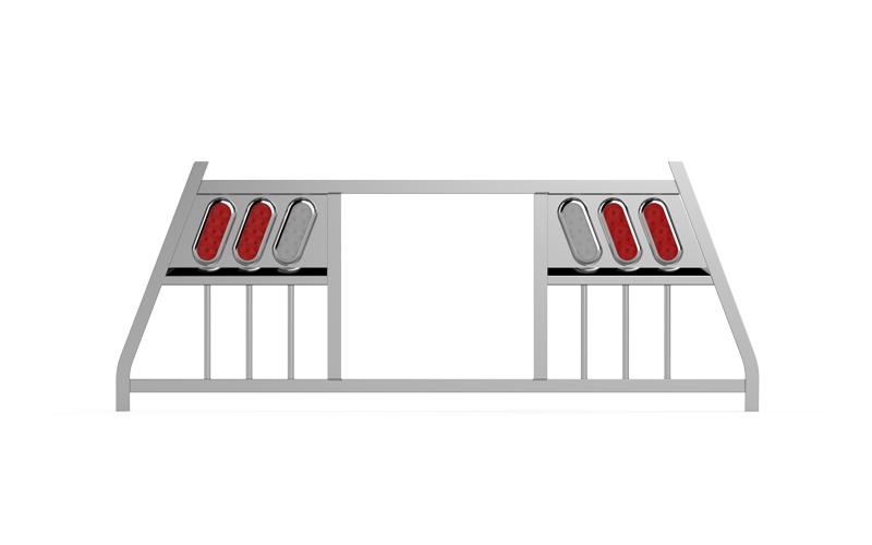 Standard LED Truck Cab Guard